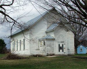 Addison, Ontario One room schoolhouse