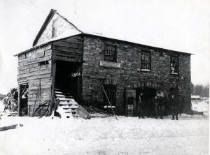 Blacksmith Shop c1900 WB1