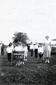 Halleck's School Fair 1937-38 Teacher Anna Hudson SF6#18