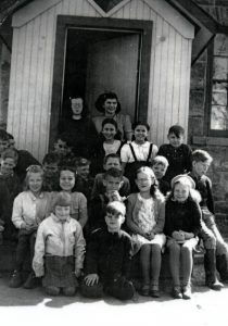 Howard School Class c1947 SF9#4