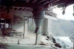 Inside Old Mill WB3