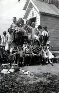 Lillies School 1951 SF7#22