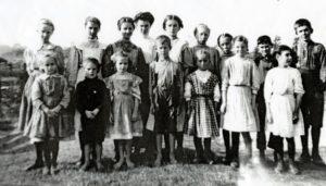 Lillies School Class of 1911 Darling Bk36P10