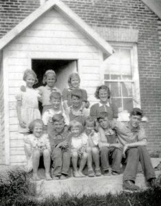 Lillies School Class of 1940 Darling Bk36P24