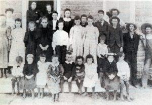 New Dublin School 1896- New Dublin Scrapbook
