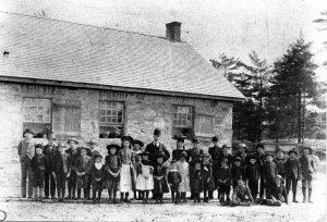 Rock School Hwy 2 1891 PAB6F4#4