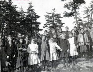 Rock School c1912 SF5#10
