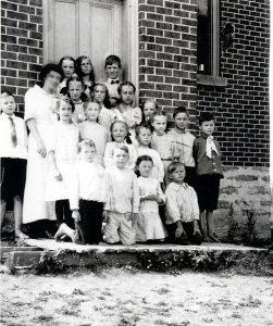 Sherwood Springs School c1935 SF8
