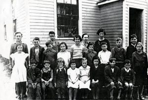 Tincap School c1935 SF13#15